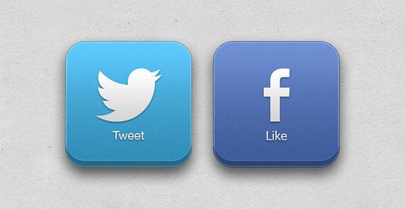3d-facebook-twitter-buttons-psd
