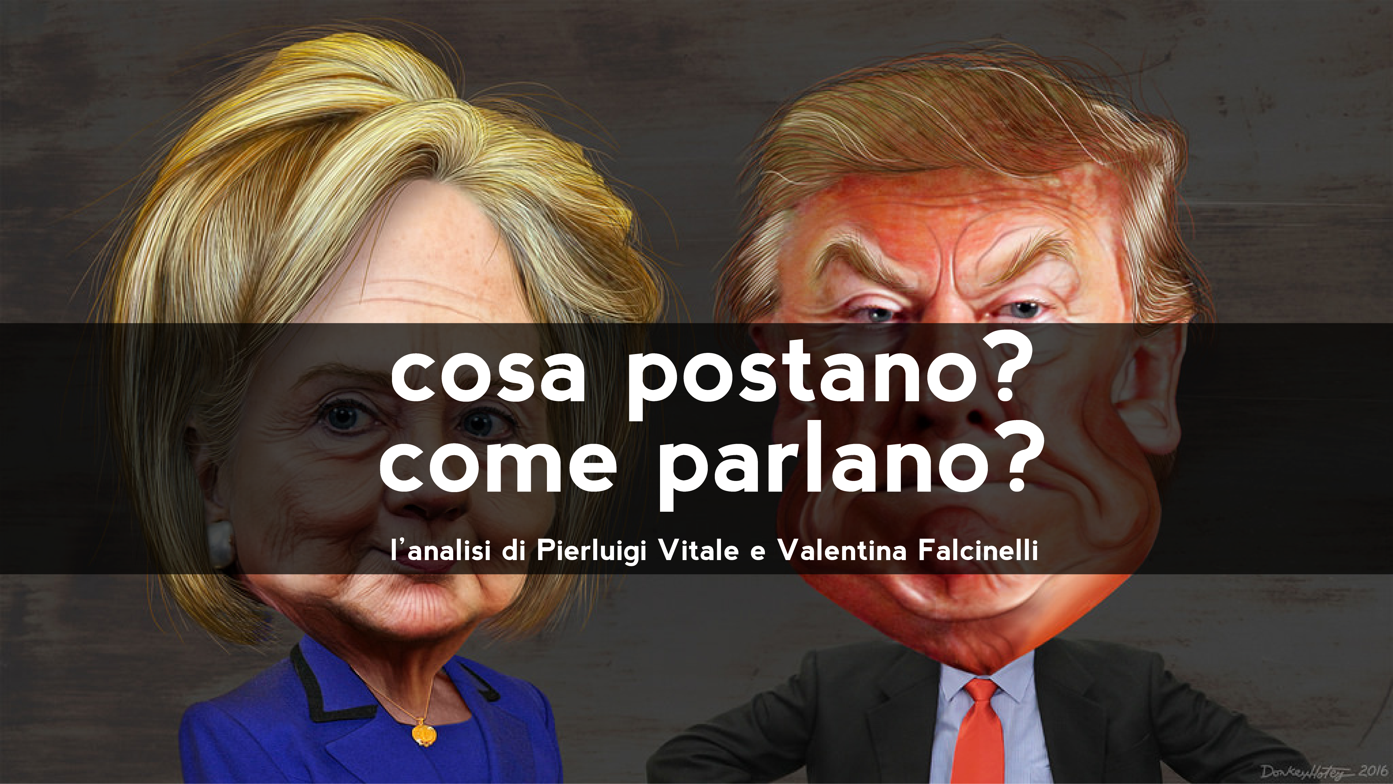 donald trump and hillary clinton facebook strategy