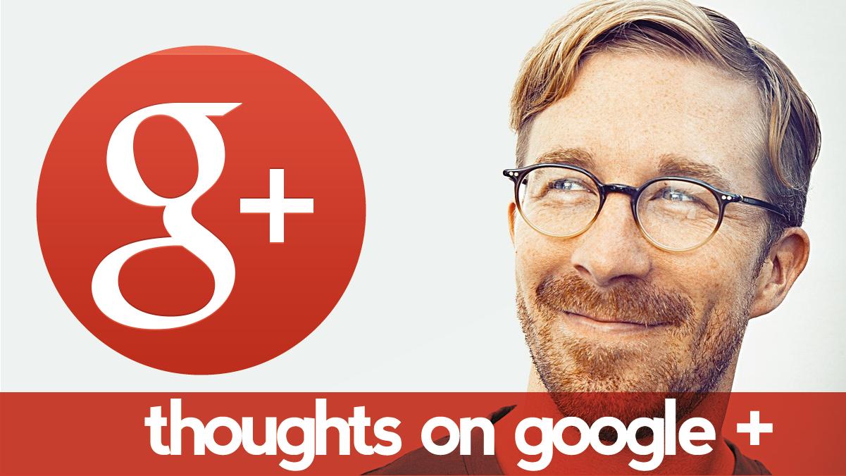 chris messina pensieri su google +