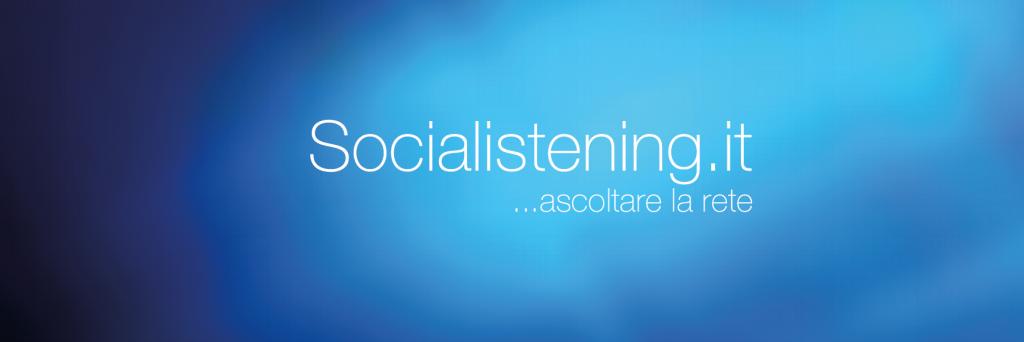 copertina facebook social listening