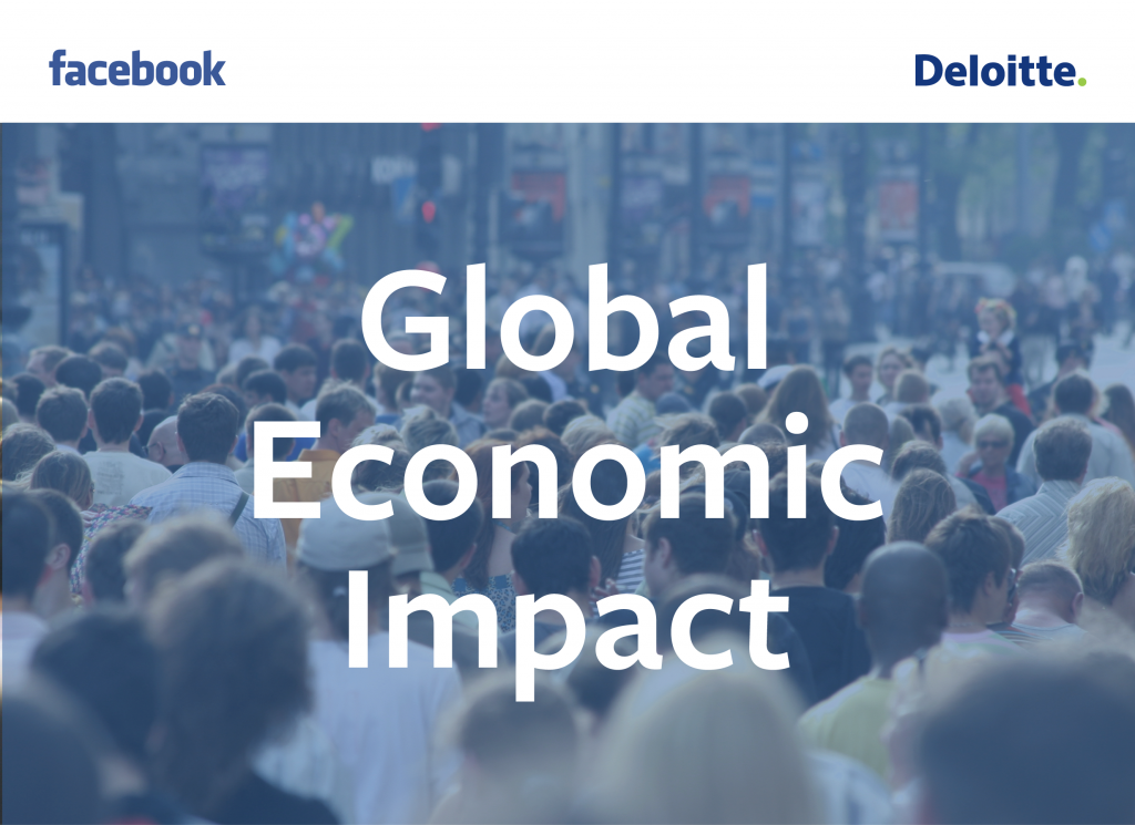 titolo facebook global economic impact
