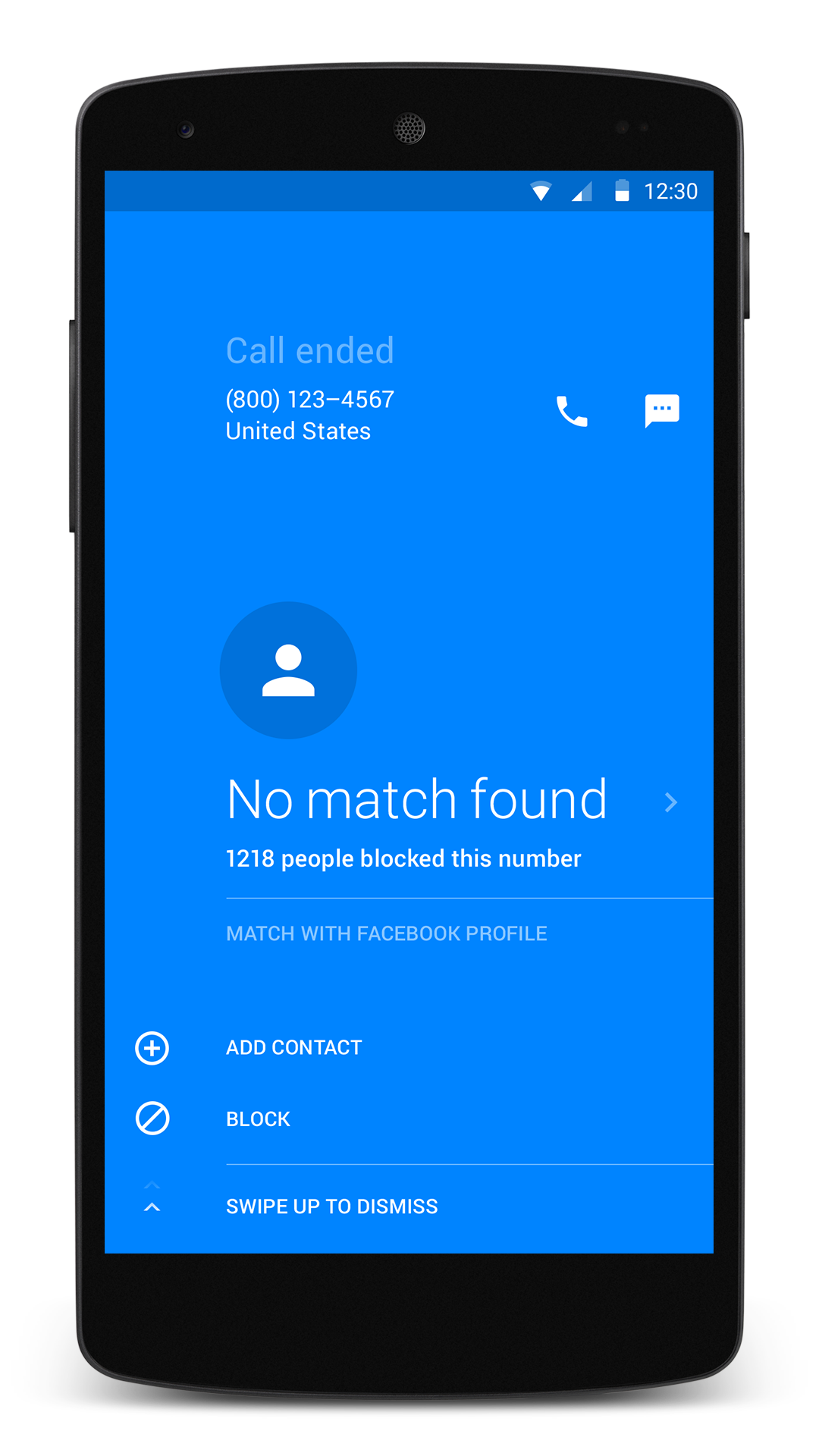 "Facebook introduce Hello ""your phone, just better"""