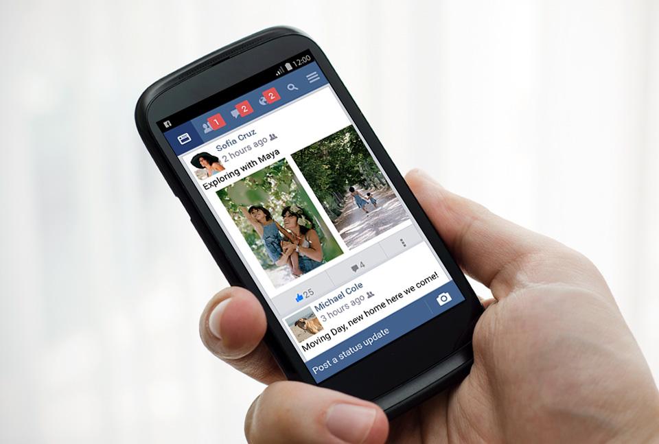 facebook lite, l'app di facebook a basso consumo