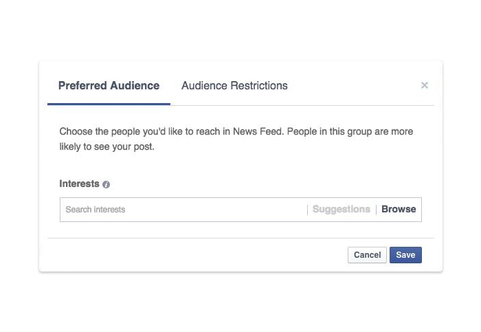 facebook audience optimization