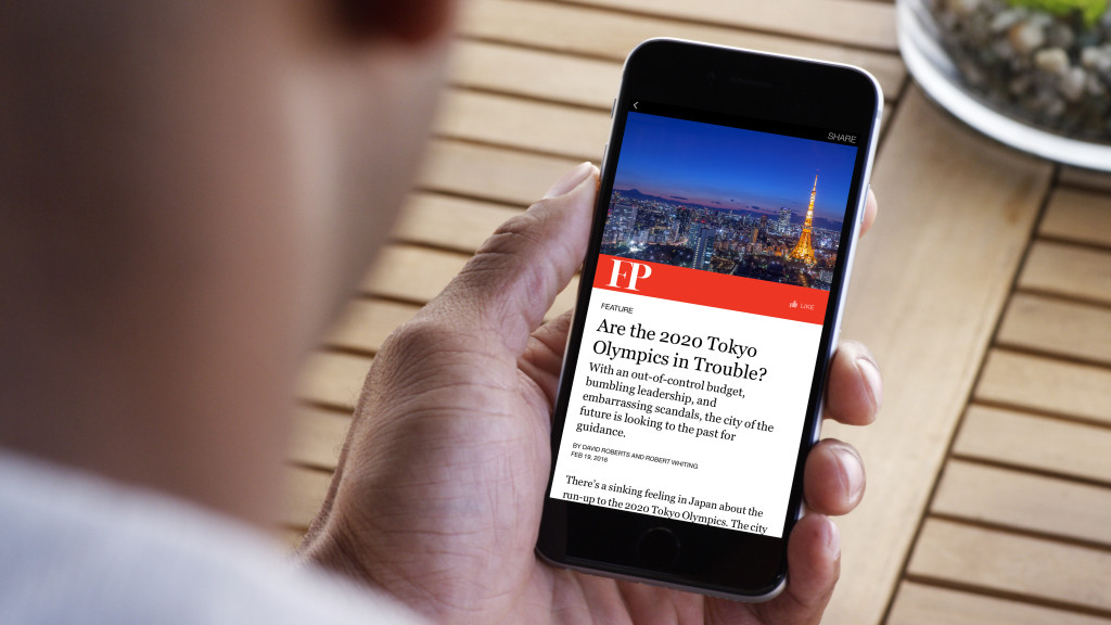 instant articles su wordpress