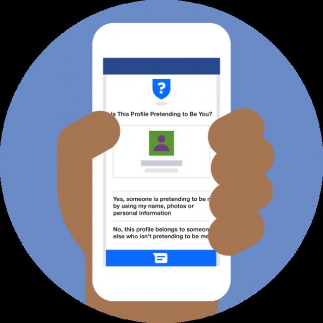 Facebook contro i furti d'identità