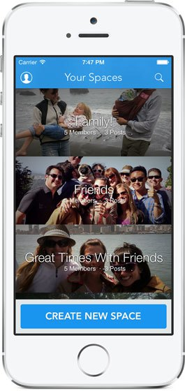 """facebook sta per lanciare """"moments"""" sulla scia di cluster.co"""