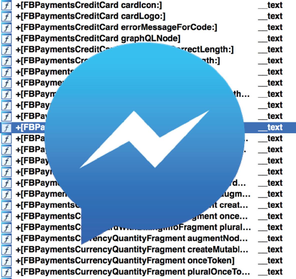 zdziarski scopre l'arrivo dei pagamenti su facebook messenger