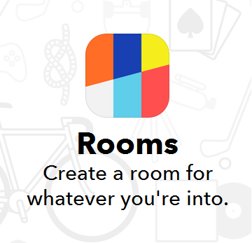 facebook ritorna alle chatroom con rooms