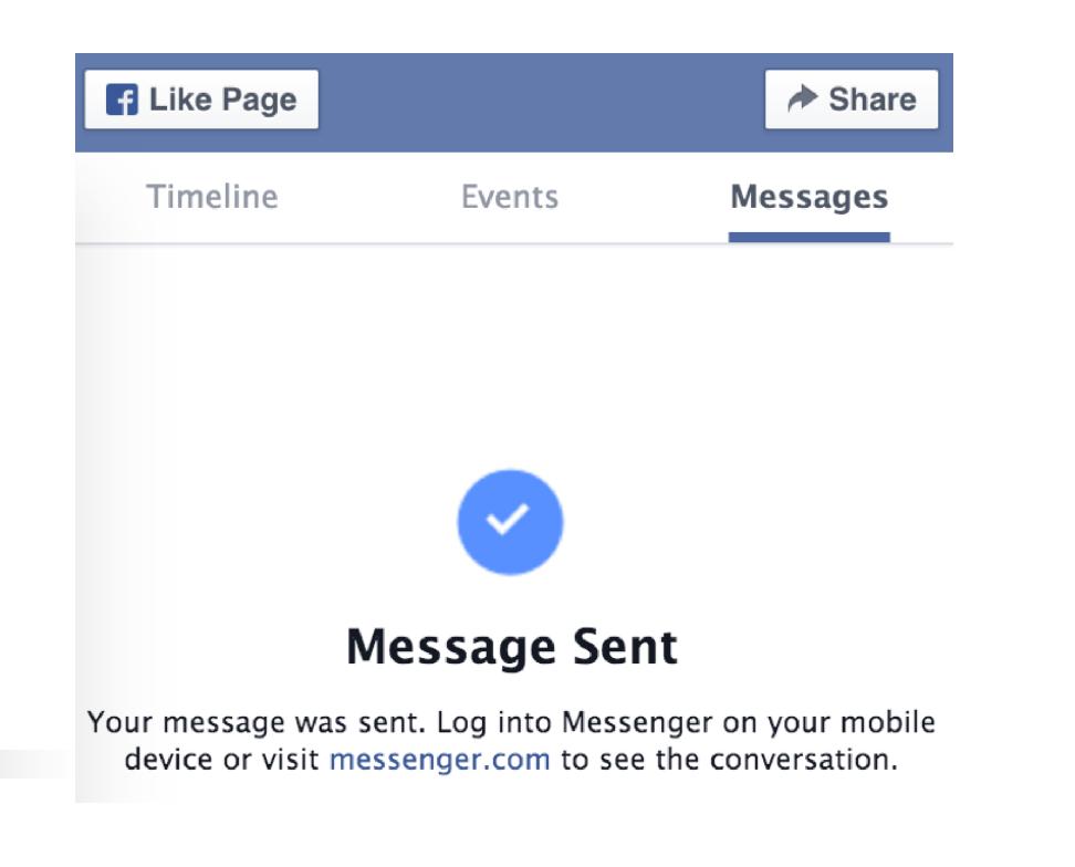 facebook messenger social crm